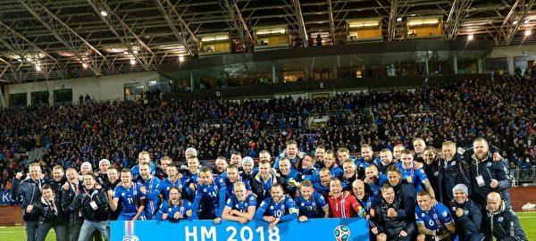 Årsaken til at Island kan komme inn i VM