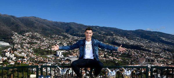 Cristiano Ronaldo 2017 års gjennomgang