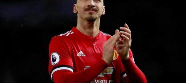 José Mourinho vil bestemme Zlatan Ibrahimović våpenhvile i en måned