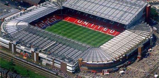 Manchester United nektet 541 fans å komme inn på fotballbanen i fjor