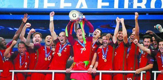 Om Portugal landslaget kan gjøre et mirakel i verdenscupen i 2018