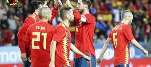 Spania forbereder seg aktivt på VM