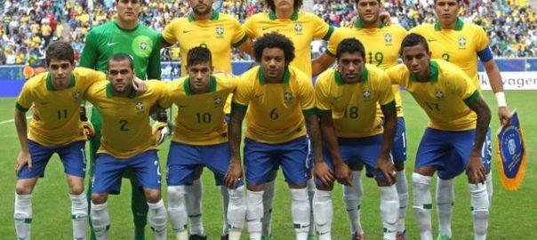 2002 Brasil teamet trådte smalt inn i VM