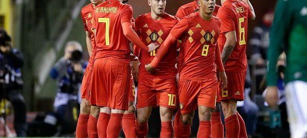 Belgia lagbonus i VM
